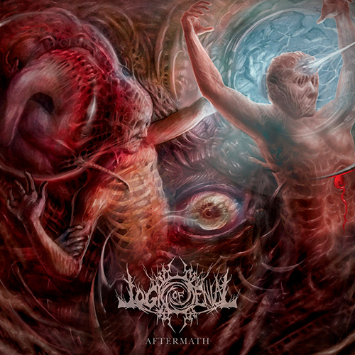 Logic Of Denial - Aftermath recenzja okładka review cover