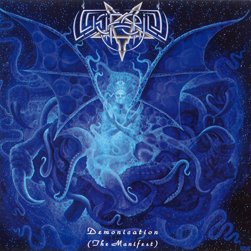 Luciferion - Demonication (The Manifest) recenzja okładka review cover
