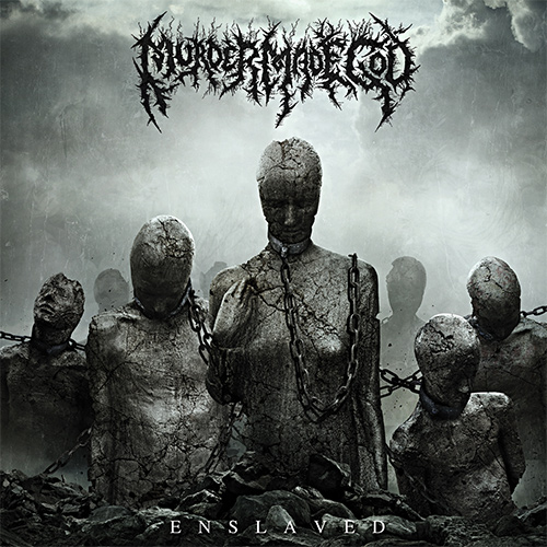 Murder Made God - Enslaved recenzja okładka review cover