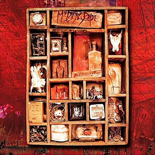 My Dying Bride - Meisterwerk III recenzja okładka review cover