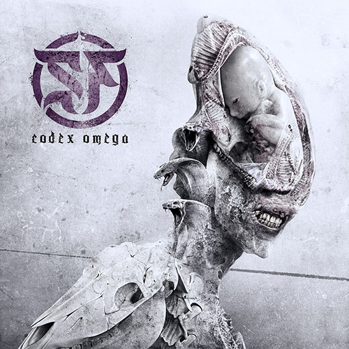 Septicflesh - Codex Omega recenzja okładka review cover