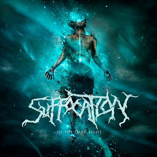 Suffocation - ...Of The Dark Light recenzja okładka review cover