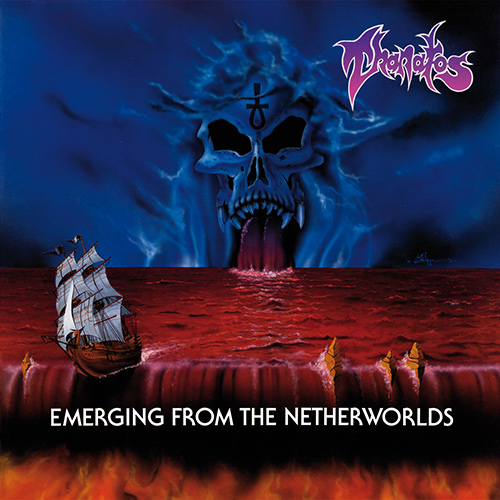 Thanatos - Emerging From The Netherworlds recenzja okładka review cover