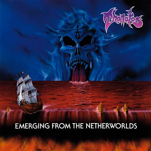 Thanatos - Emerging From The Netherworlds recenzja okładka review cover