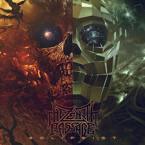 The Zenith Passage - Solipsist recenzja okładka review cover