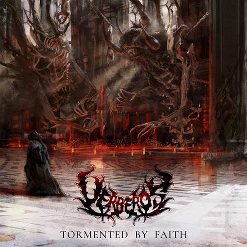 Uerberos - Tormented By Faith recenzja okładka review cover
