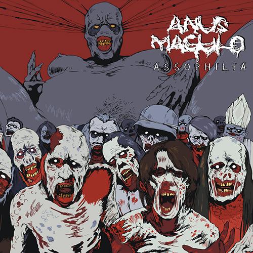 Anus Magulo - Assophilia recenzja okładka review cover