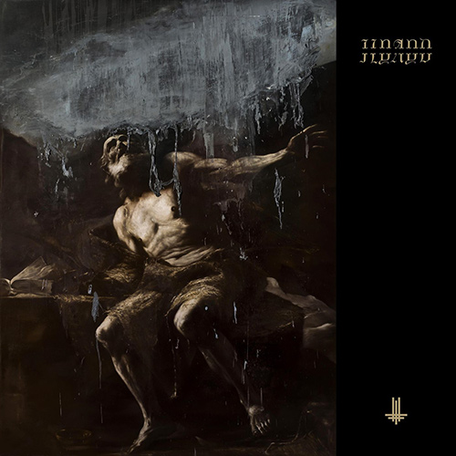 Behemoth - I Loved You At Your Darkest recenzja okładka review cover