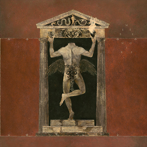 Behemoth - Messe Noire recenzja okładka review cover