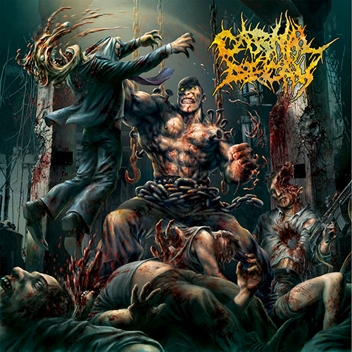 Carnal Decay - You Owe You Pay recenzja okładka review cover