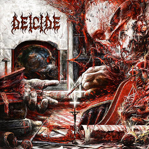 Deicide - Overtures Of Blasphemy recenzja okładka review cover