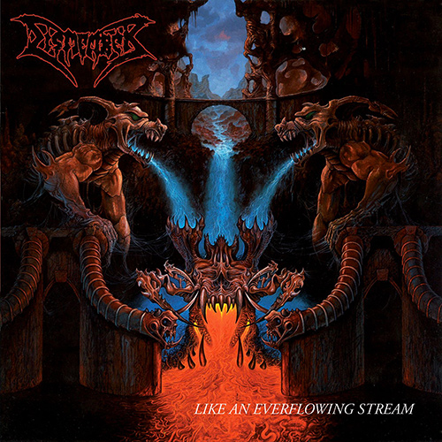 Dismember - Like An Everflowing Stream recenzja okładka review cover