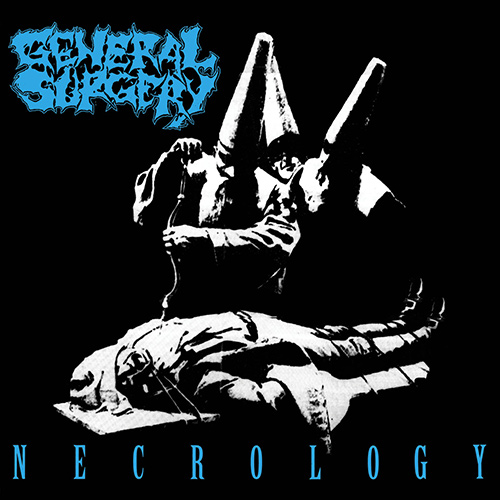 General Surgery - Necrology recenzja okładka review cover