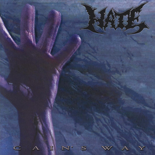 Hate - Cain's Way recenzja okładka review cover