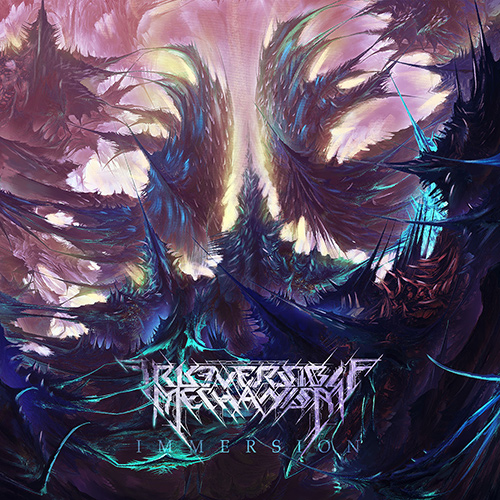 Irreversible Mechanism - Immersion recenzja okładka review cover