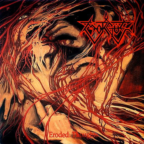 Morgue - Eroded Thoughts recenzja okładka review cover