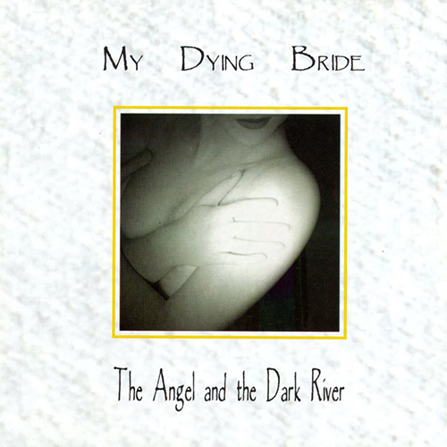 My Dying Bride - The Angel And The Dark River recenzja okładka review cover