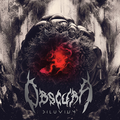 Obscura - Diluvium recenzja okładka review cover