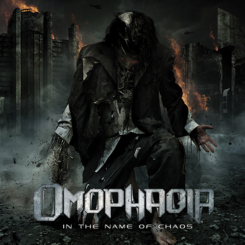 Omophagia - In The Name Of Chaos recenzja okładka review cover