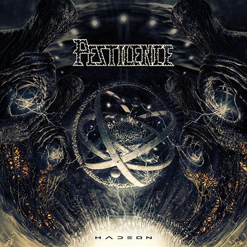 Pestilence - Hadeon recenzja okładka review cover