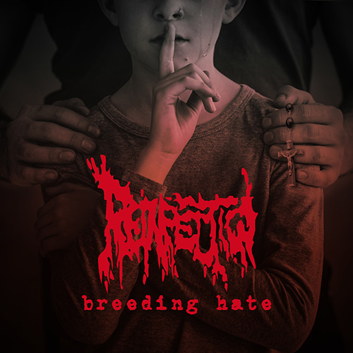 Reinfection - Breeding Hate recenzja okładka review cover