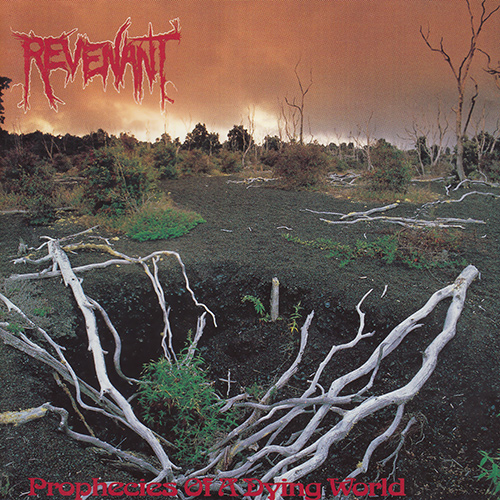 Revenant - Prophecies Of A Dying World recenzja okładka review cover