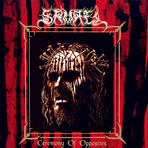 Samael - Ceremony Of Opposites recenzja okładka review cover