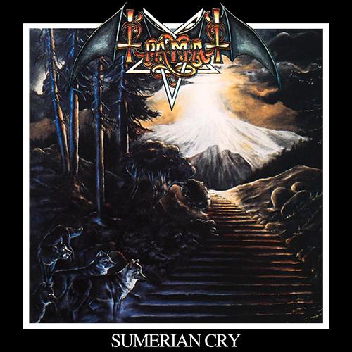 Tiamat - Sumerian Cry recenzja okładka review cover