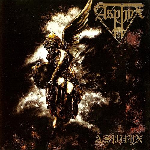 Asphyx - Asphyx recenzja okładka review cover