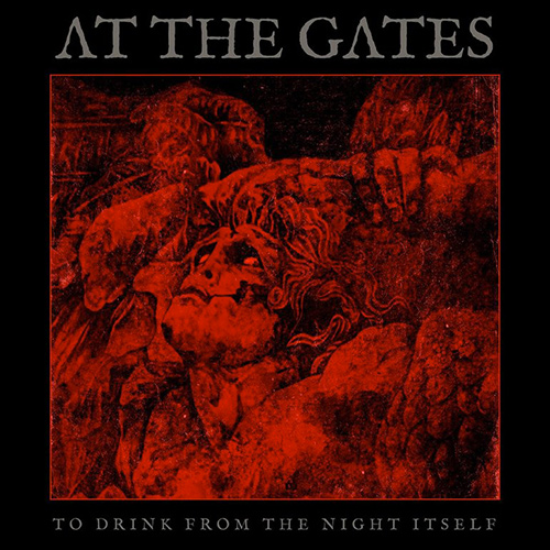 At The Gates - To Drink From The Night Itself recenzja okładka review cover