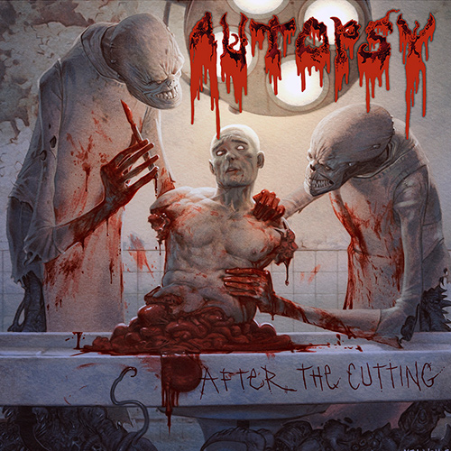 Autopsy - After The Cutting recenzja okładka review cover