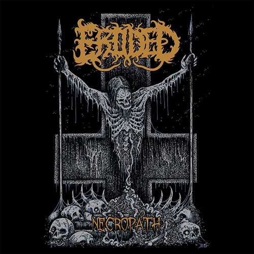 Eroded - Necropath recenzja okładka review cover
