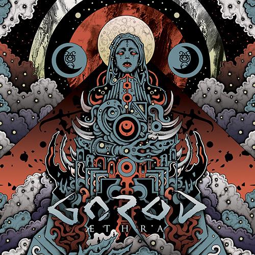 Gorod - Æthra recenzja okładka review cover