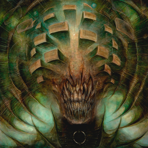 Horrendous - Idol recenzja okładka review cover