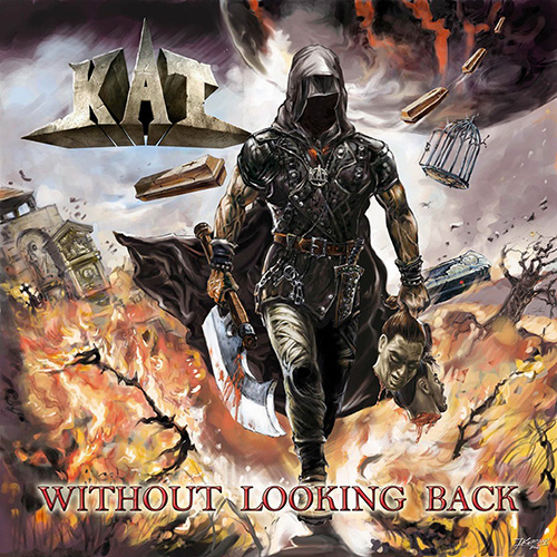 Kat - Without Looking Back recenzja okładka review cover