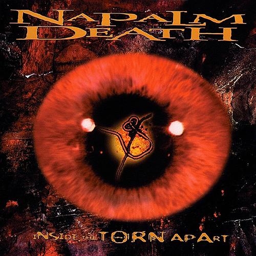 Napalm Death - Inside The Torn Apart recenzja okładka review cover