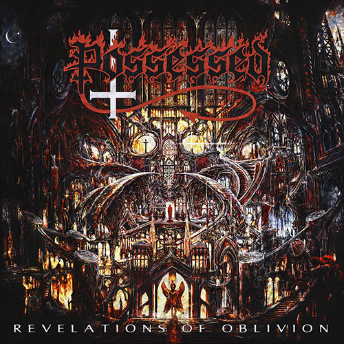 Possessed - Revelations Of Oblivion recenzja okładka review cover