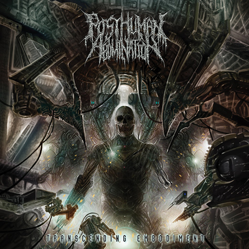 Posthuman Abomination - Transcending Embodiment recenzja okładka review cover