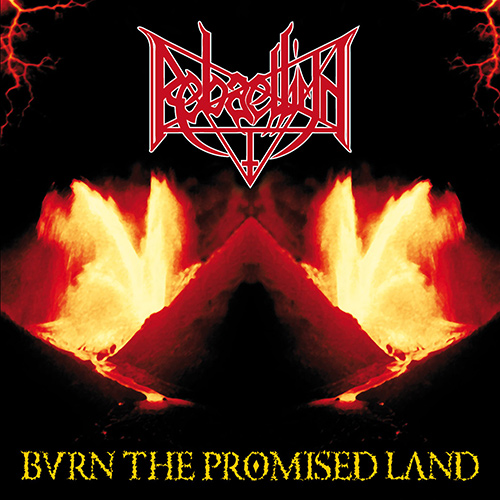 Rebaelliun –- Burn The Promised Land recenzja okładka review cover