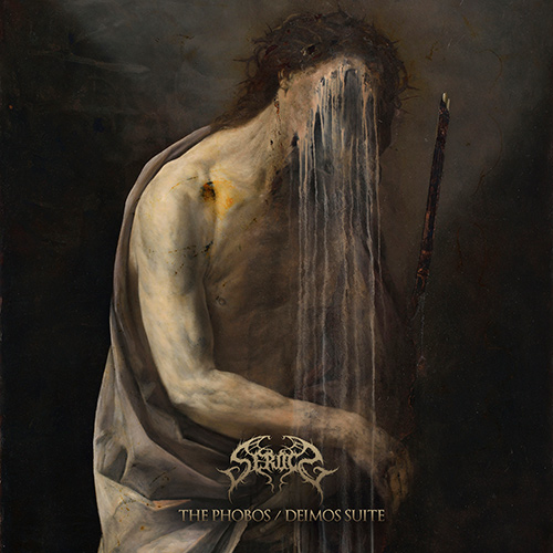 Serocs - The Phobos / Deimos Suite recenzja okładka review cover