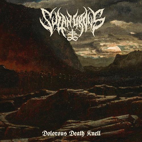 Sulphurous - Dolorous Death Knell recenzja okładka review cover