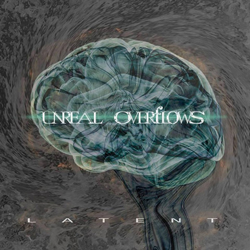 Unreal Overflows - Latent recenzja okładka review cover