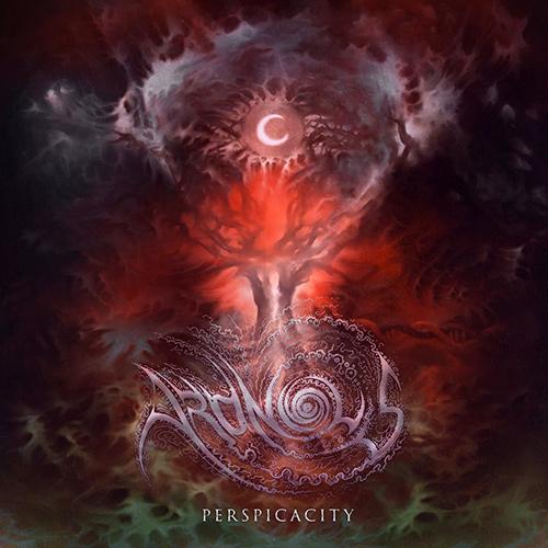 Aronious - Perspicacity recenzja okładka review cover