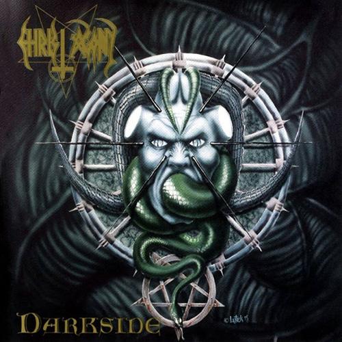 Christ Agony - Darkside recenzja okładka review cover
