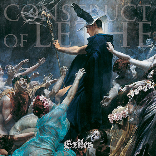 Construct Of Lethe - Exiler recenzja okładka review cover
