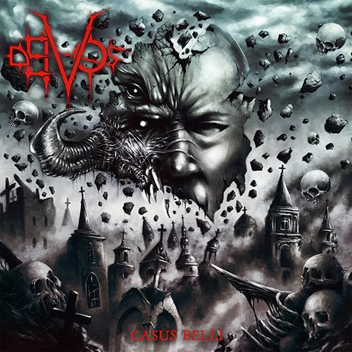 Deivos - Casus Belli recenzja okładka review cover