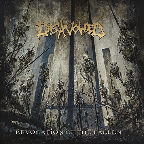 Disavowed - Revocation Of The Fallen recenzja okładka review cover