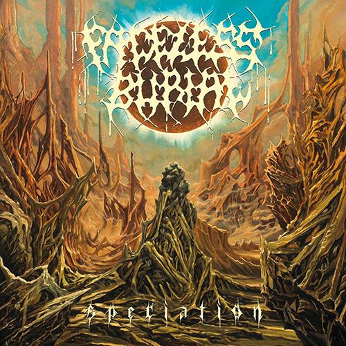 Faceless Burial - Speciation recenzja okładka review cover