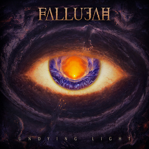 Fallujah - Undying Light recenzja okładka review cover