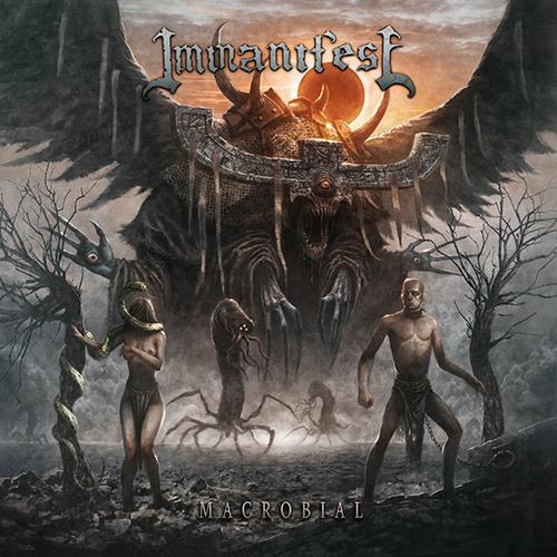 Immanifest - Macrobial recenzja okładka review cover